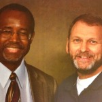 Ed Holliday and Dr. Ben Carson